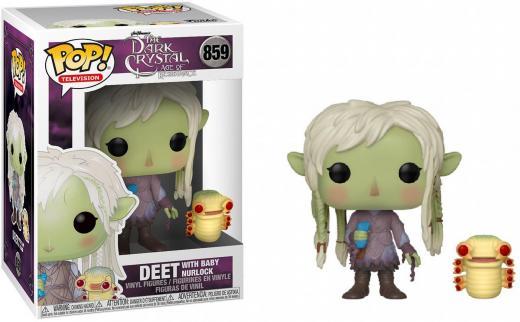 Tv bobble head pop n 859 the dark crystal deet
