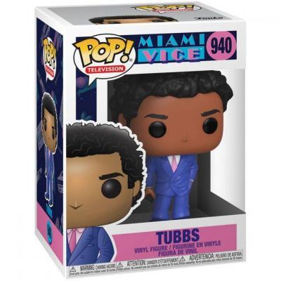 Tv bobble head pop n 940 miami vice s2 tubbs 1