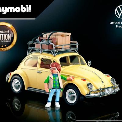 Volkswagen vw coccinelle edition speciale playmobil