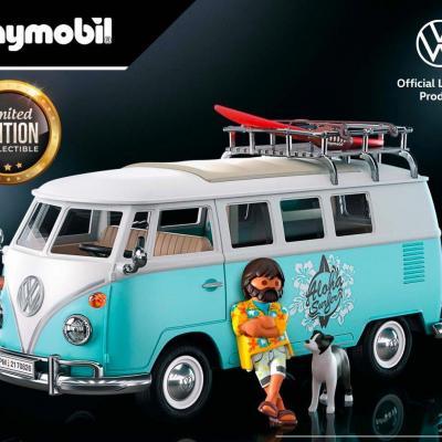Volkswagen vw t1 combi edition speciale playmobil