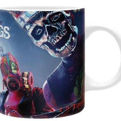 Watch dogs 3 legion keyart mug 320 ml