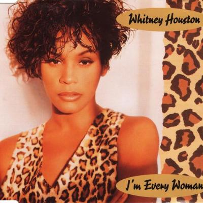 Whitney houston i m every woman maxi cd occasion