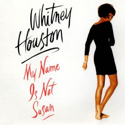 Whitney houston my name is not susan maxi cd occasion