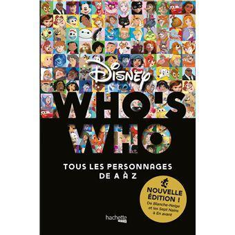 Who s who disney nouvelle edition