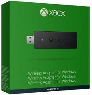 Wireless adaptator for windows xbox one