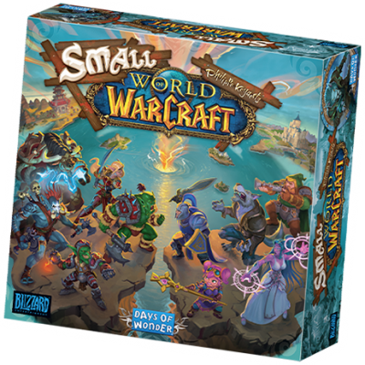 World of warcraft small world version francaise