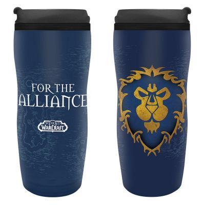 Wow mug de voyage 355ml alliance