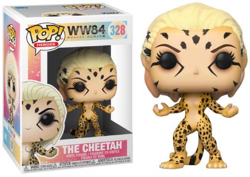 Ww84 bobble head pop n 328 the cheetah