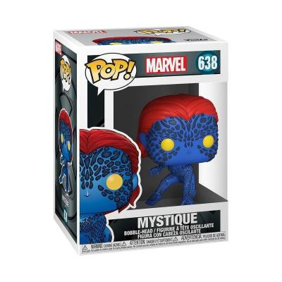 X men 20th bobble head pop n 638 mystique