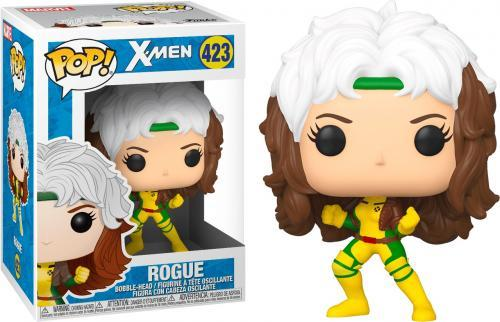 X men classic bobble head pop n 423 rogue