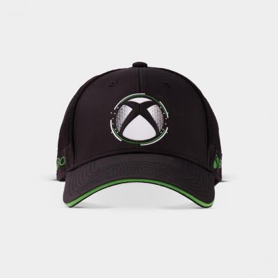Xbox white dots symbol casquette