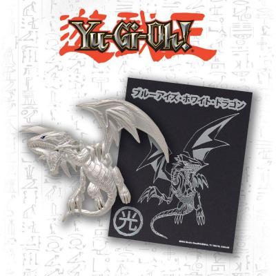 Yu gi oh blue eyes white dragon pins xxl 9x2 5x12 5cm