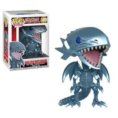Yu gi oh bobble head pop n 389 blue eyes white dragon