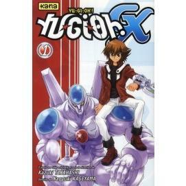 Yu gi oh gx tome 1