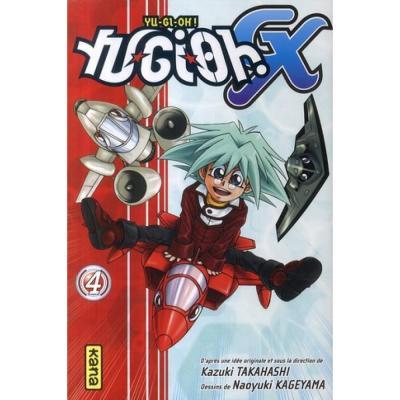 Yu gi oh gx tome 4
