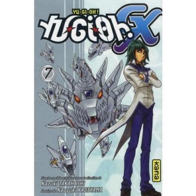 Yu gi oh gx tome 7