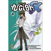 Yu gi oh gx tome 8