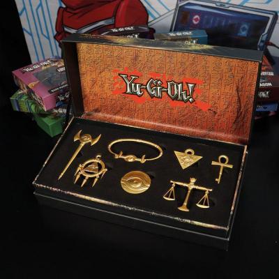 Yu gi oh millenium items box collector premium