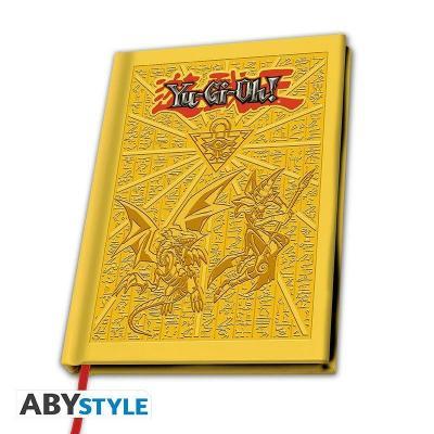 Yu gi oh millennium notebook a5