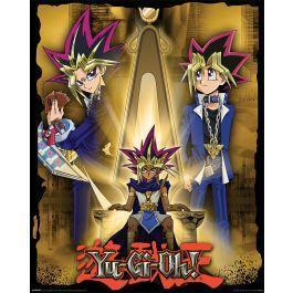 Yu gi oh pharaoh atem mini poster 40x50cm 1