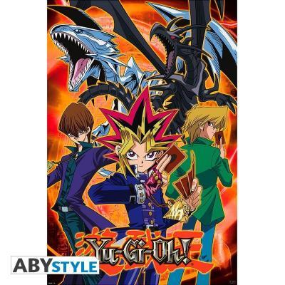 Yu gi oh roi des duellistes poster 91x61cm