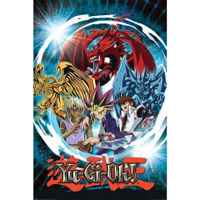 Yu gi oh unlimited future poster 61x91cm