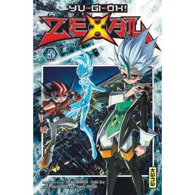 Yu gi oh zexal tome 5