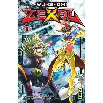 Yu gi oh zexal tome 6