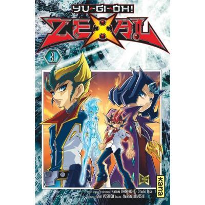 Yu gi oh zexal tome 8