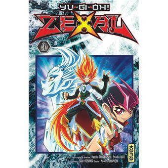 Yu gi oh zexal tome 9