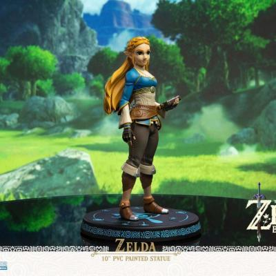 Zelda breath of the wild princesse zelda 23cm