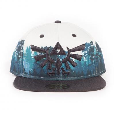 Zelda green forest casquette
