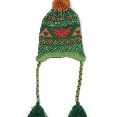 Zelda hyrule bonnet