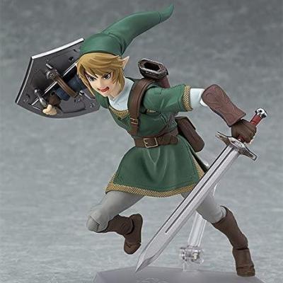 Zelda link deluxe figurine figma 14cm