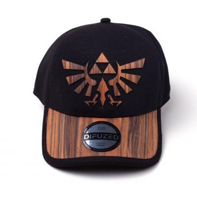 Zelda wooden hyrule casquette