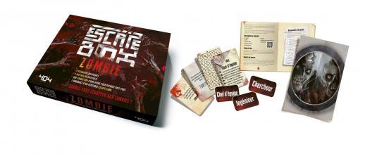 Zombie escape box 1